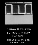Thinwall Cabs and Accessories - Cannon and Company