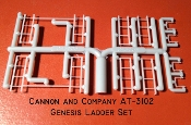 3102 Genesis Side & End Ladders