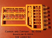 3106 Branchline Side Ladder Set