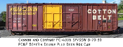 4006 SP-SSW PCF built Double Plug Plate C Box Car B-70-30