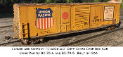 4030 UP BC-70-4 Combination Door Box Car