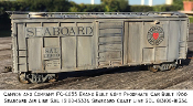 4035 SAL Evans 40ft Phosphate Box Car