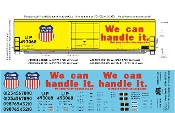 6015 UP BI-70-10 We Can Handle It Decal Mask Island 87-0384